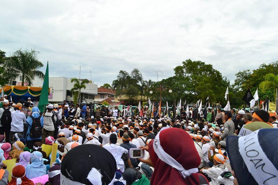 Umat Islam Minangkabau Tolak Pemurtadan Berkedok Investasi Lippo Group