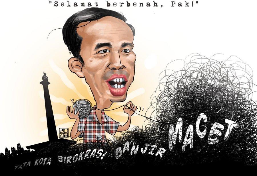 MafiaWar (15): Siapa Sebenarnya Jokowi ?