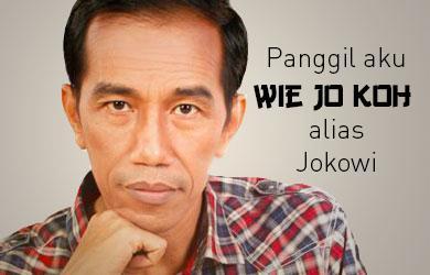 Wie Jo Koh alias Jokowi