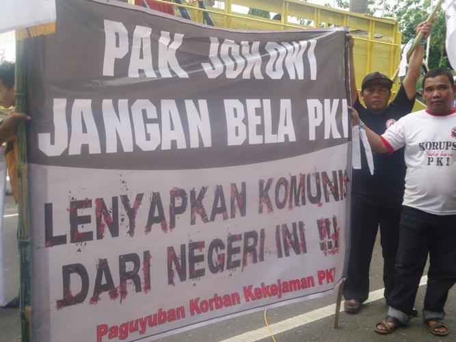 Saksi Sejarah Peristiwa 65: Jangan Salah Kaprah, PKI itu Pemberontak Bukan Korban