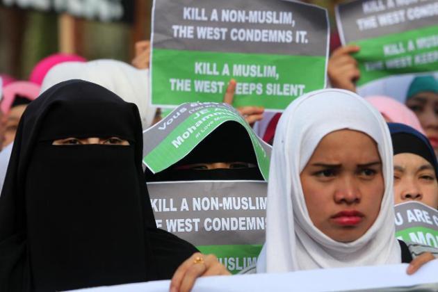 Muslim Prancis Kecam Penerbitan Kembali Kartun Nabi Muhammad oleh Charlie Hebdo
