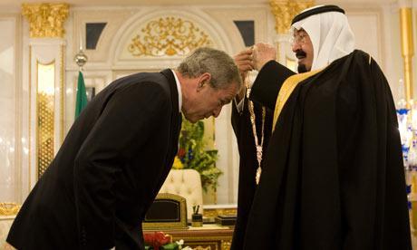 Kematian Raja Arab Saudi Abdullah dan Kehancuran Dunia Islam
