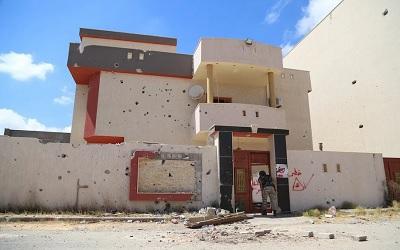 PBB: 138 Orang Tewas Atau Terluka Akibat Ranjau Darat yang Ditanam Pasukan Haftar