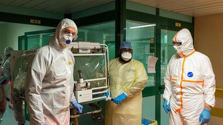 Amnesty Sebut Lebih Dari 3000 Petugas Kesehatan Meninggal Akibat Virus Corona