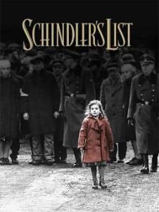 Greatest of all time movie Schinder's List