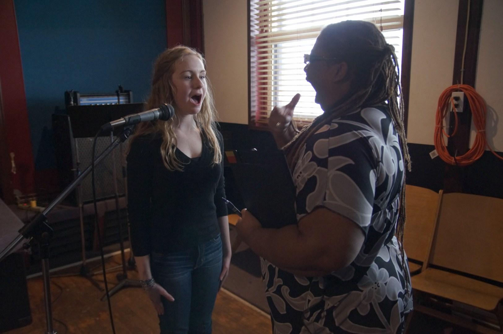 Vocal Euphoria singing lessons private lessons