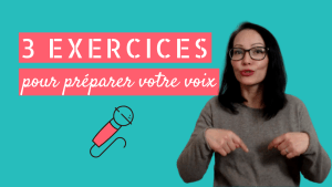 exercices pour chauffer sa voix