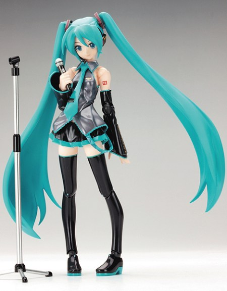 figma Hatsune Miku! It's awesome!