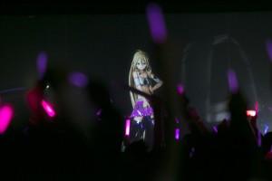 IA performing SEE THE LIGHTS Photo Credits: Kaori Suzuki