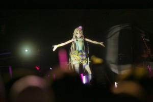 IA performing Otsukimi Recital Photo Credit: Kaori Suzuki