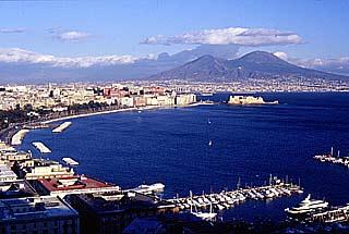 Testi di autori stranieri su Napoli