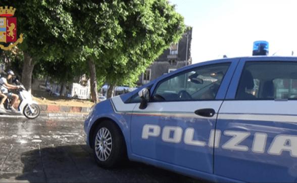 polizia controlli catania