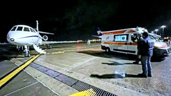 trasporto neonata a Napoli2