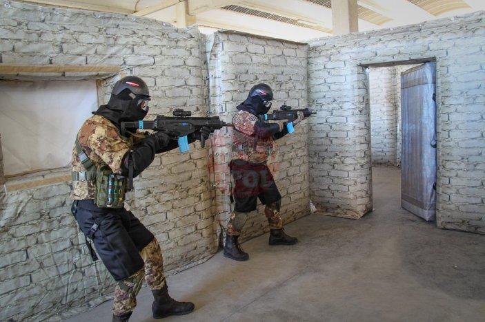 1. Combattimento nei centri abitati