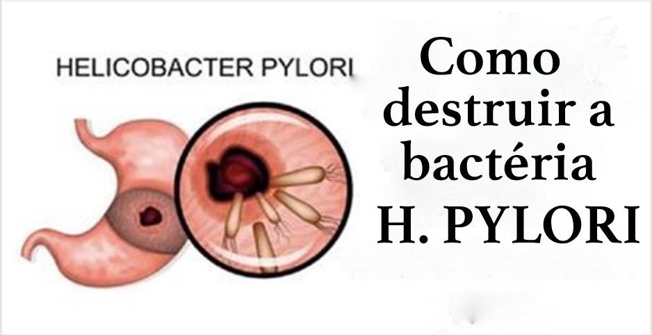7 formas de acabar naturalmente com a bactéria que produz acidez e dor no estômago!