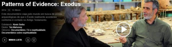 Patterns of Evidence Exodus