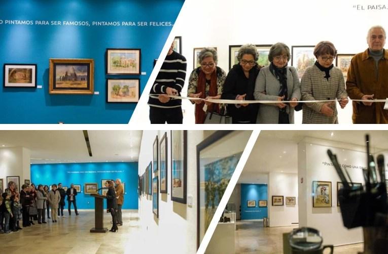Inaugura Gobierno Municipal la exposición Nogueira: Centenario, vida y obra