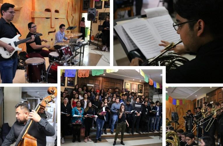 Realizan festival por el Día del Músico en la Facultad de Artes