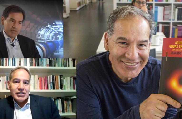 Dialoga Gerardo Herrera sobre el origen del Universo y las condiciones que dieron paso a la vida humana