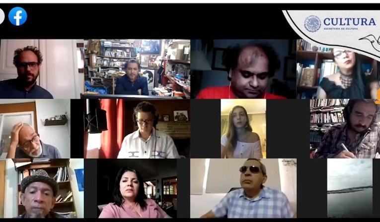 """Participaron escritoras y escritores de ocho países en lectura virtual """"Poetas sin Fronteras"""""""