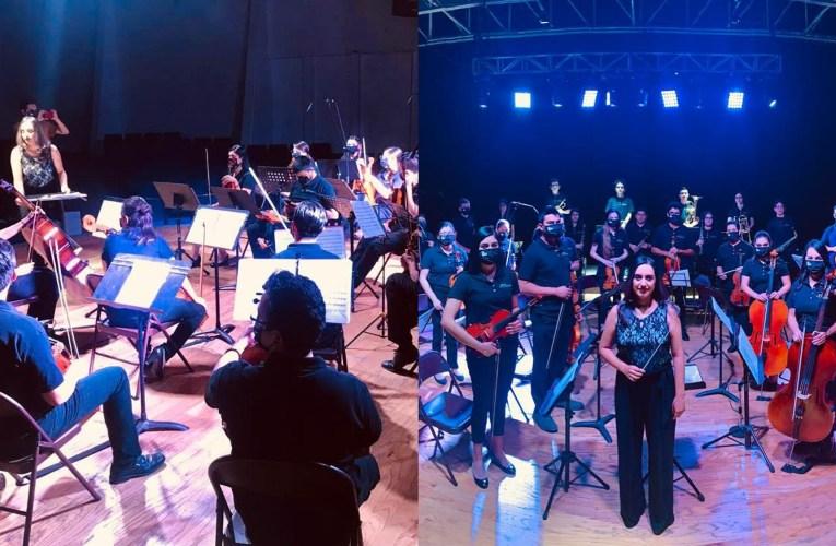 Ofrecerá Orquesta Sinfónica Juvenil de Cuauhtémoc concierto virtual
