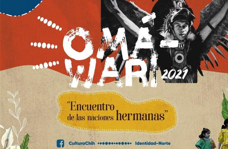 Arranca hoy el Festival Omáwari 2021 en su edición virtual