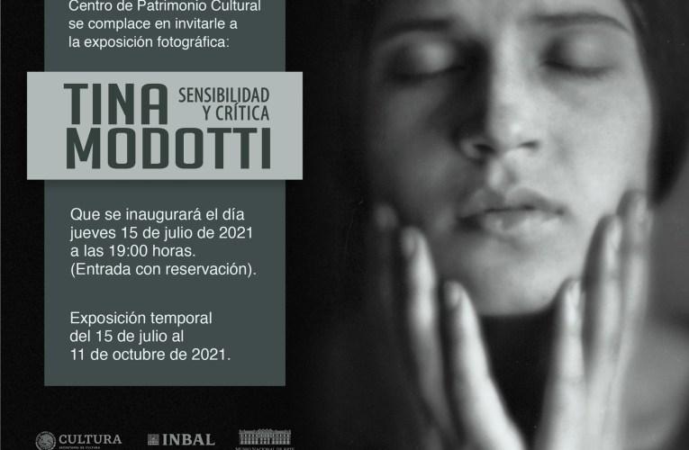 Expondrán en Casa Chihuahua colección fotográfica de Tina Modotti
