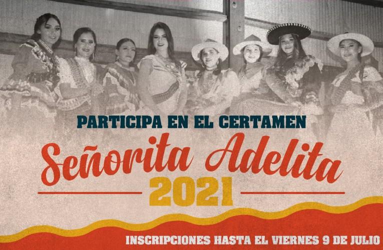 Se abre la convocatoria para el Certamen Señorita Adelita 2021