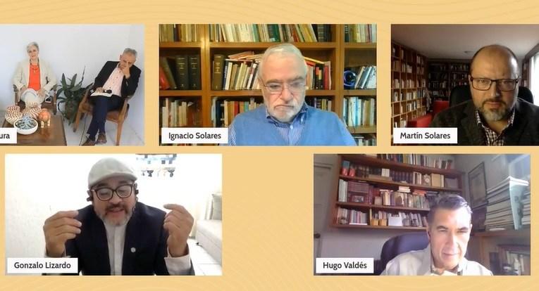 Entrega la Secretaría de Cultura el Premio de Novela Histórica Ignacio Solares a Gonzalo Lizardo