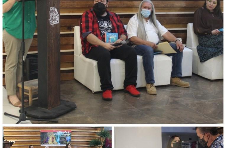 """Presentan el libro infantil """"Allá entre la bruma y el aguaje"""" como parte de la Segunda Jornada de Arte para la Primera Infancia"""