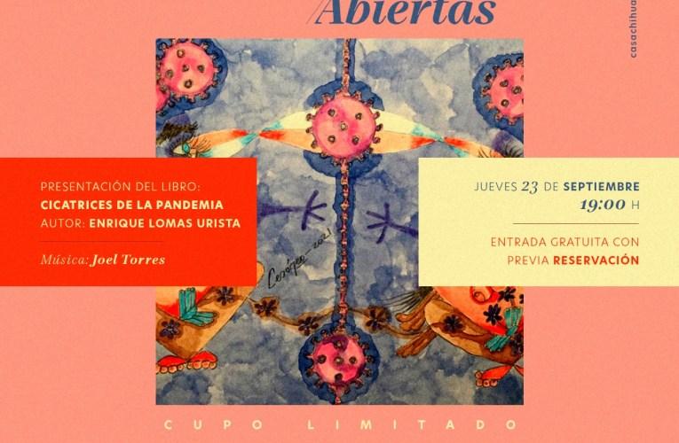 Noche de poesía y música este jueves en Casa Chihuahua