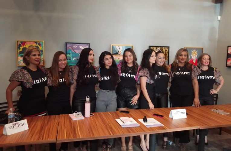 Presentación a medios de Siriame A C. Mujeres Guías