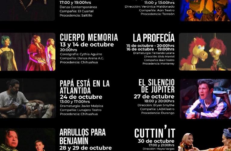 PROGRAMACIÓN DEL CIRCUITO NACIONAL DE ARTES ESCÉNICAS EN ESPACIOS INDEPENDIENTES   EN TEATRO BÁRBARO FORO CULTURAL INDEPENDIENTE