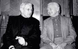 Corneliu Coposu si Ion Ratiu