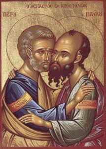 (†) Sf. Ap. Petru şi Pavel