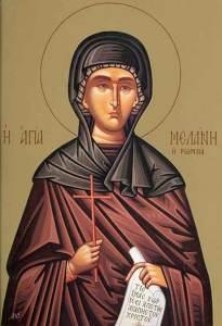 Sf. Melania Romana