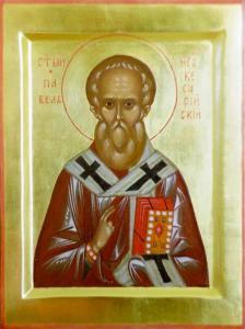 Sfantul ierarh Pavel Arhiepiscopul Neocezareei