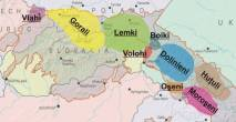distributia muntenilor din carpatii de nord