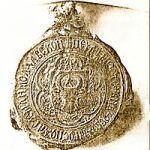 Sigiliul lui Ștefăniță Vodă 1518