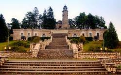 mausoleul de la Mateias dedicat eroilor din primul razboi mondial