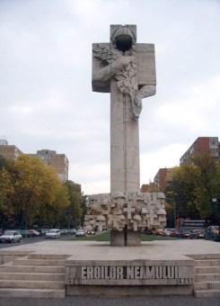 monumentul eroilor neamului Timisoara.