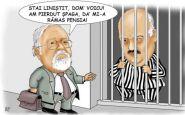 spaga politica caricatura