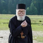 Pr. Roman Braga la Petru Voda 2003.08.30