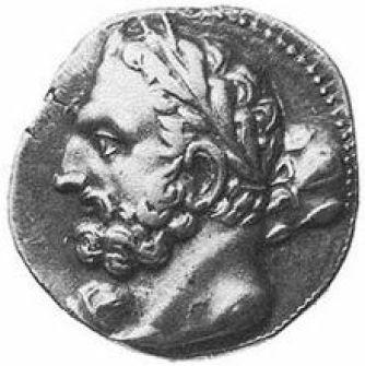 Hamilcar Barca moneda secolul 3ih