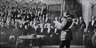 discursul deputatului secui Joseph Iosif Fay