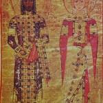 Maria si Manuel I Comneanu