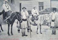 Ciobani de pe Valea Jiului