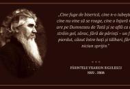 cine fuge de biserica Visarion Iugulescu