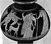 Apollo Artmeis si caprioara 490 îH