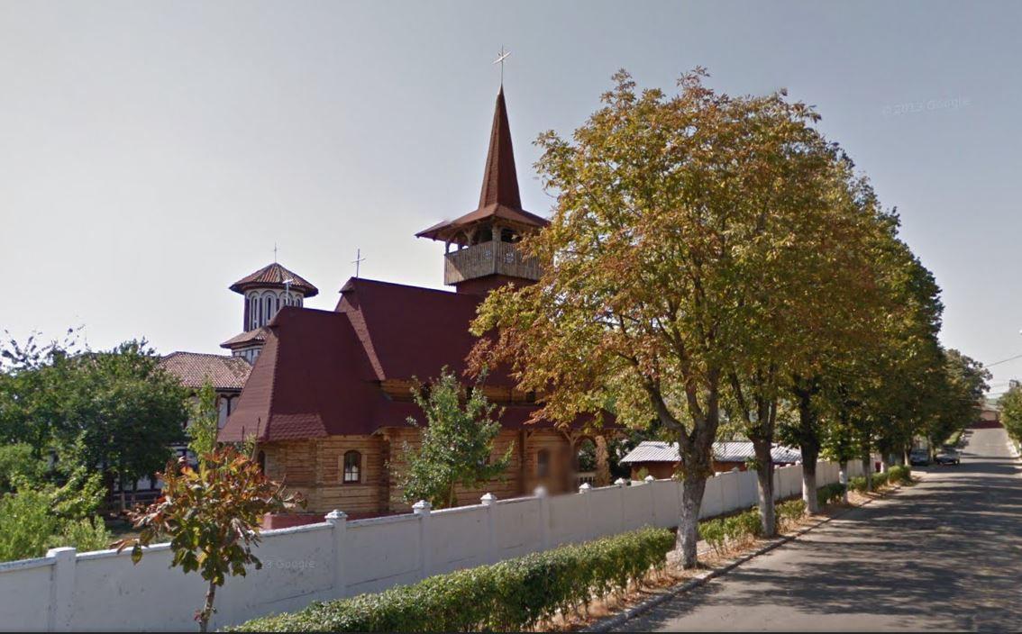 Biserica din Bârseşti Drăgăşani